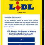 Achtung vor diesem LIDL-Gutschein via WhatsApp